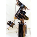 Parallax Instruments HD200C-O Observatory Model German Equatorial Mount with the Astro-Physics GTO Computer System