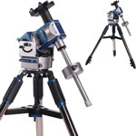Meade LX80 AZ/EQ Mount and Tripod with Audiostar