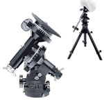 Losmandy G-11 Equatorial Mount, Gemini Goto, Weight Shaft, FHD-MA Tripod and 21 lb. weight
