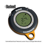 Bushnell 360060 BackTrack Personal Locator Gray Orange International GPS Digital Compass