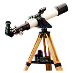 TeleVue Ash Gibraltar Mount with Sky Tour Package