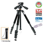 Vanguard Spotting Scope Tripod Alta+ 204AP w/3-way pan head