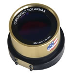 Coronado SolarMax II 40/ RichView Tuner Package for Double-Stacking SM40 Filter Set or Telescope