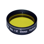Lumicon #12 Deep Yellow Filter - 1.25 inch