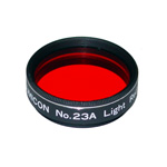 LUMICON #23A Light Red Filter - 1.25