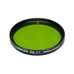 Lumicon #11 Yellow-Green Filter - 2 inch
