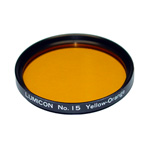 Lumicon #15 Dark Yellow Filter - 2 inch