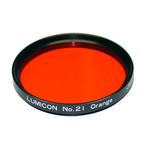 Lumicon #21 Orange Filter - 2 inch