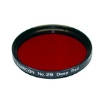 LUMICON #29 Deep Red Filter - 2 inch