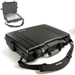 Pelican 1495 Case with Foam, Black