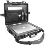 Pelican Laptop Case 1495CC2 Black