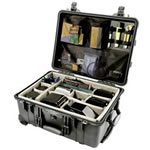 Pelican Watertight, crushproof, and dust proof Case
