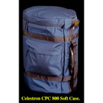 Pacific Design Celestron CPC 800 Telescope Optical Tube Assembly Soft Case