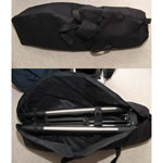 Pacific Design Padded Field Tripod Bag for Meade 8, LX90, LX200 Celestron 8, NexStar 8, w/wedge