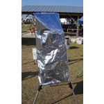 Astrogizmos Arcturus Desert Storm Covers 10-12 inch FORK-MOUNTED SCT - (Aluminized Telescope Cover)
