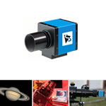 Imaging Source CCD Camera USB Color Camera without IR Cut Filter with 60 images/s