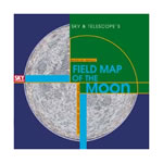 Sky & Telescope - FIELD MAP MIRROR IMAGE MOON