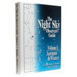 Willmann-Bell - Night Sky Observers' Guide Vol 1 Autumn & Winter by George Robert Kepple