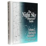 Willmann-Bell - Night Sky Observers' Guide Volume 2 Spring & Summer by George Robert Kepple