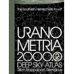 Willmann-Bell Book: Uranometria 2000 - Deep Sky Atlas Vol. 2