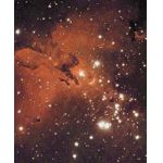 Poster - Nebula in Serpens M-16 - Laminated