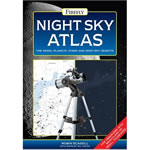 Night Sky Atlas: The Moon, Planets, Stars and Deep Sky Objects, Firefly Book