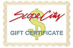 $500 Scope City Gift Certificate